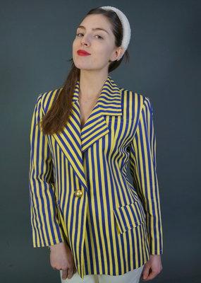 Givenchy Striped Blazer