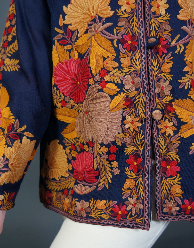 Embroidery Jacket