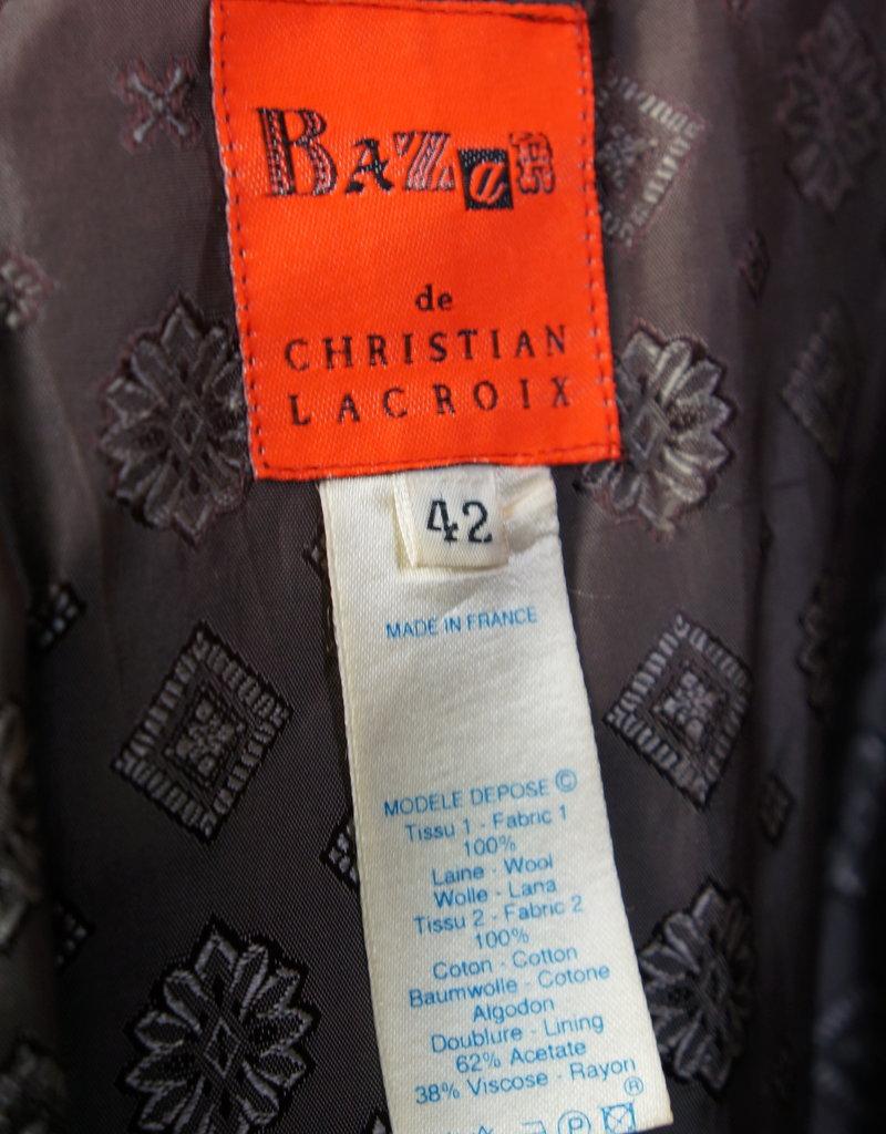 Bazar by Christian Lacroix Blazer