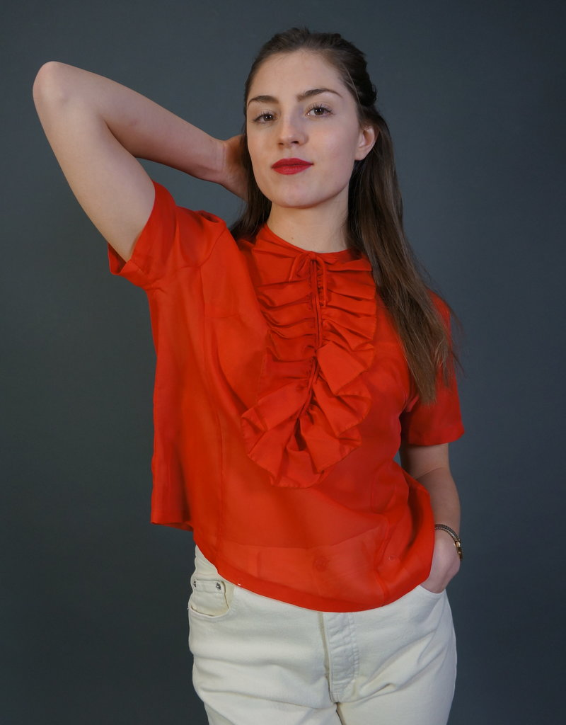 60s  Blouse Tracey