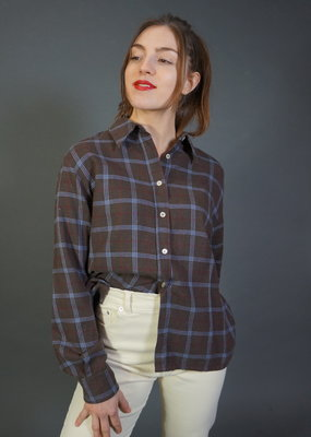 Scapa Flannel Blouse Rory