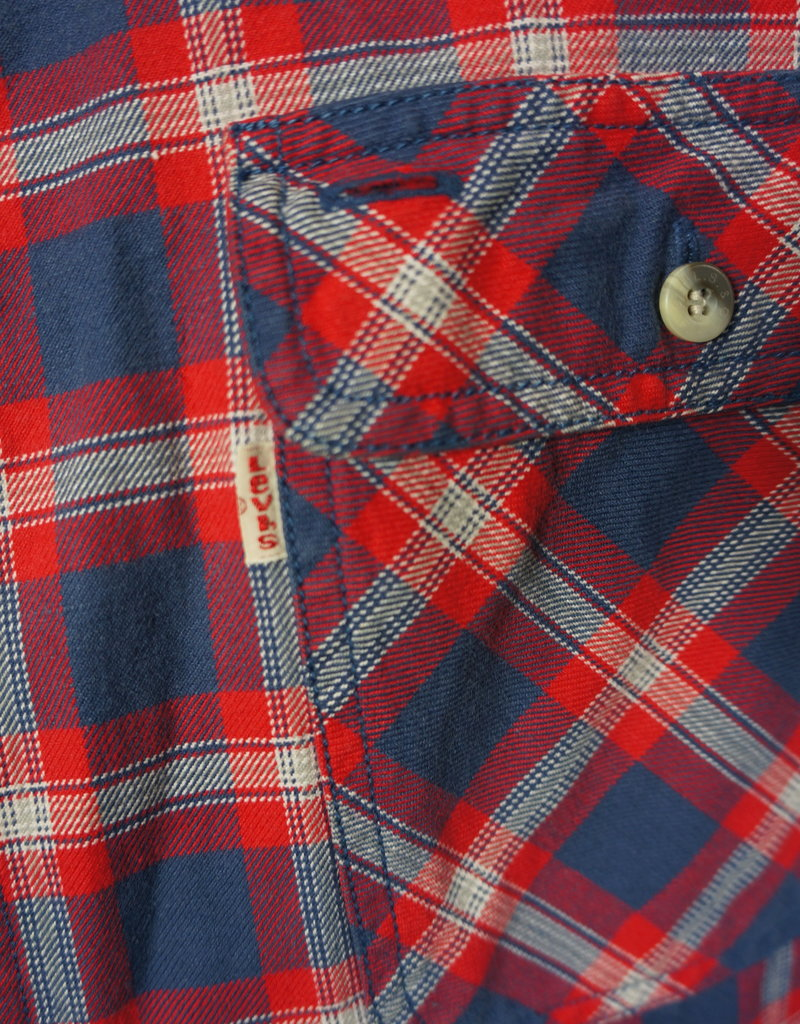 Lined Levi's Shirt Rory