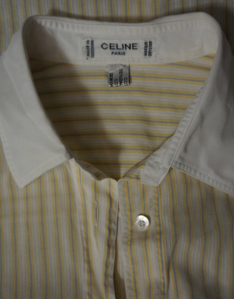 Striped  Celine Blouse