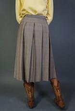 Cacharel Pleated Skirt
