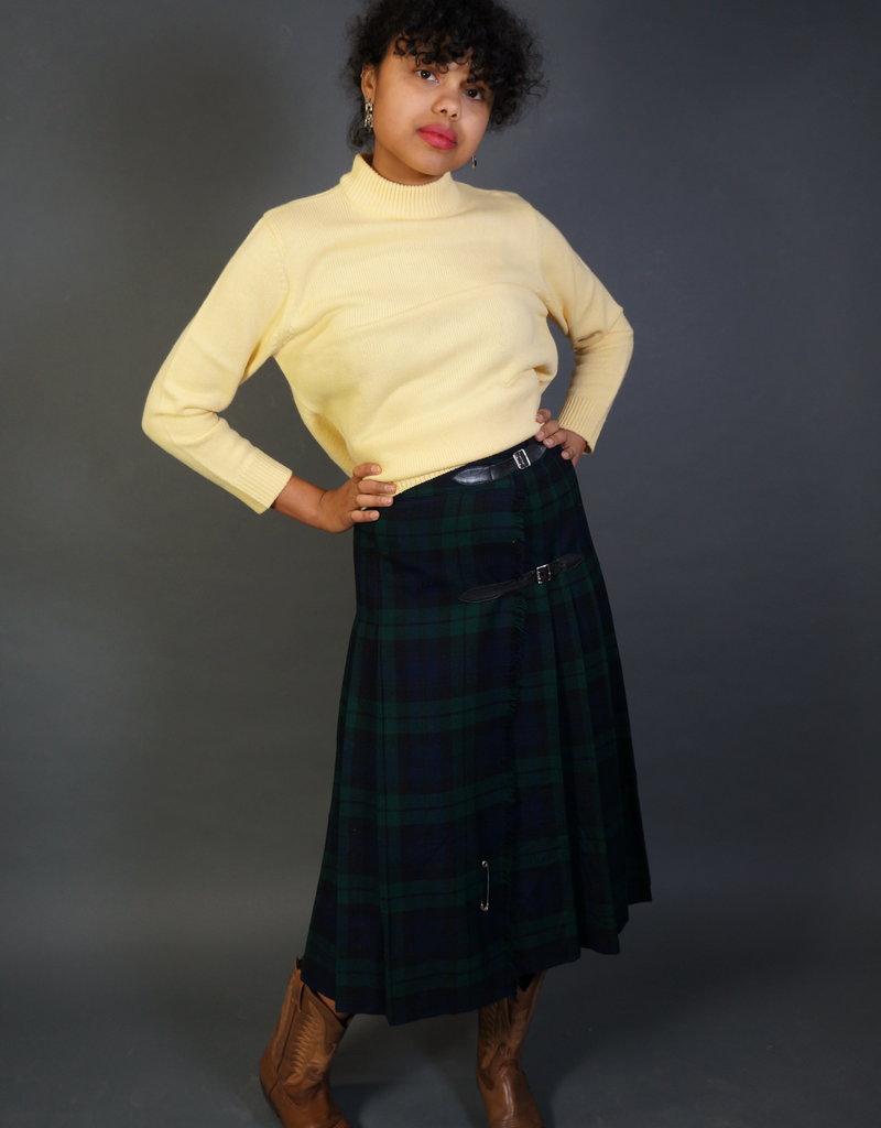 Daniel Hechter Pleated Skirt