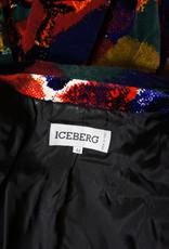 Ice Berg Multi Color Blazer