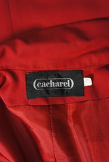 Wine Red Cacharel Blazer