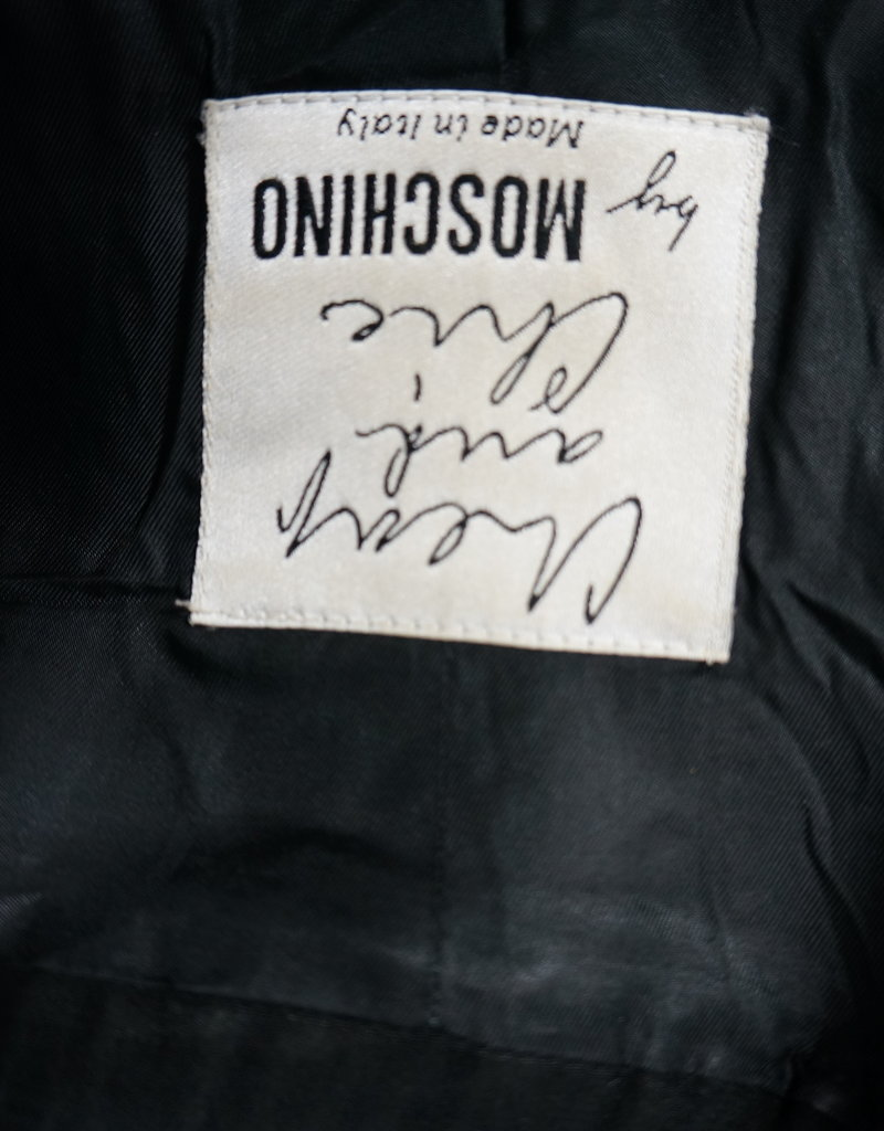 Moschino Pied de Poule Jacket