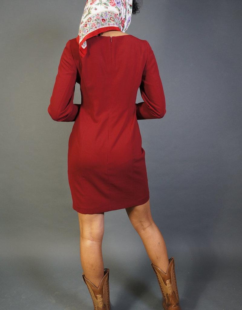 Button Dress Judy