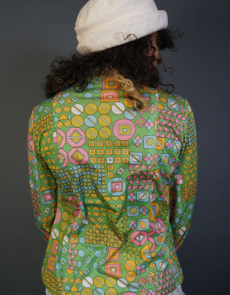 70s  Blouse Jackie