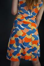 60's Cloud Dress