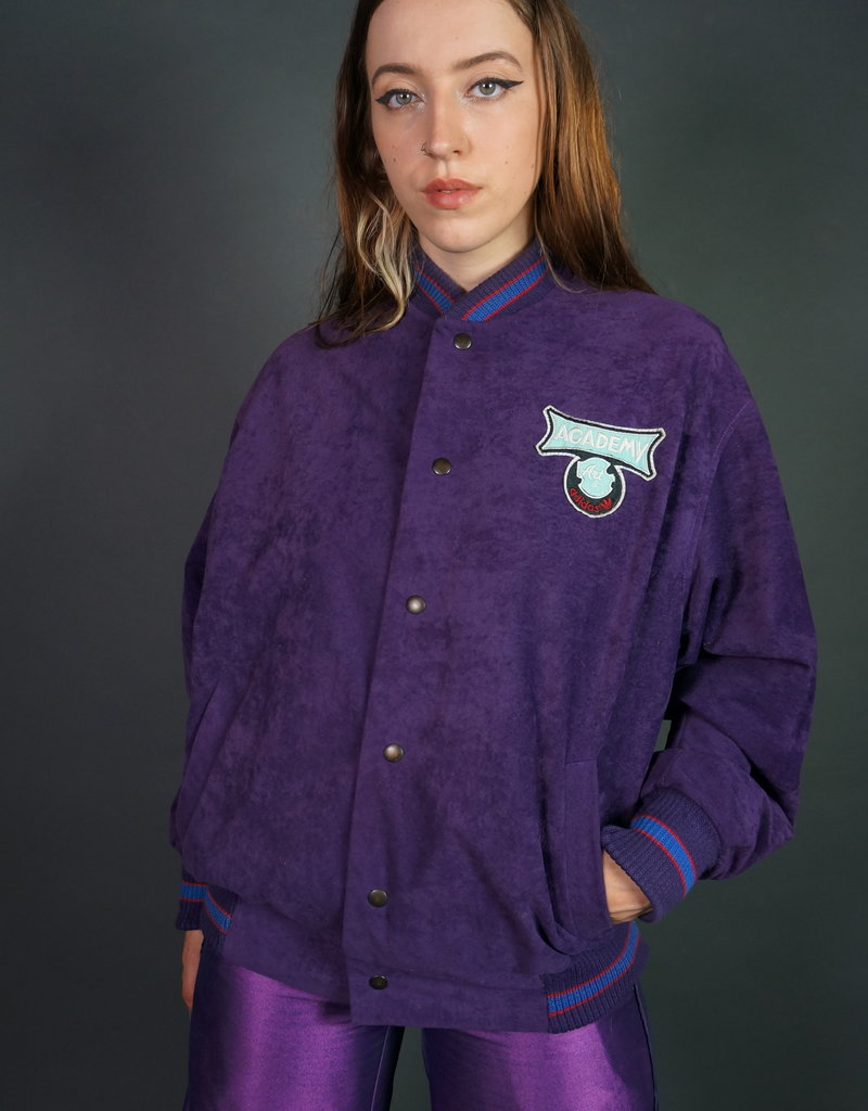 Adidas Lined Bomber Jacket