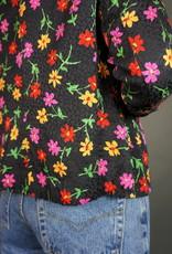 Yves Saint Laurent Flower Jacket