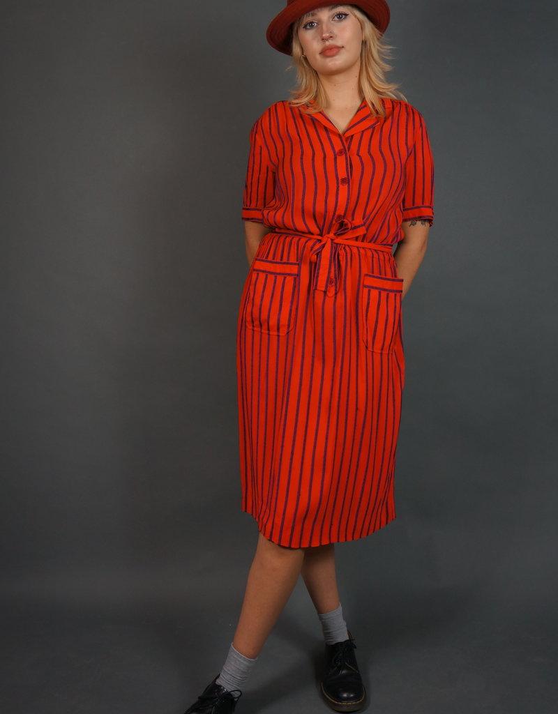Céline Silk Midi Dress