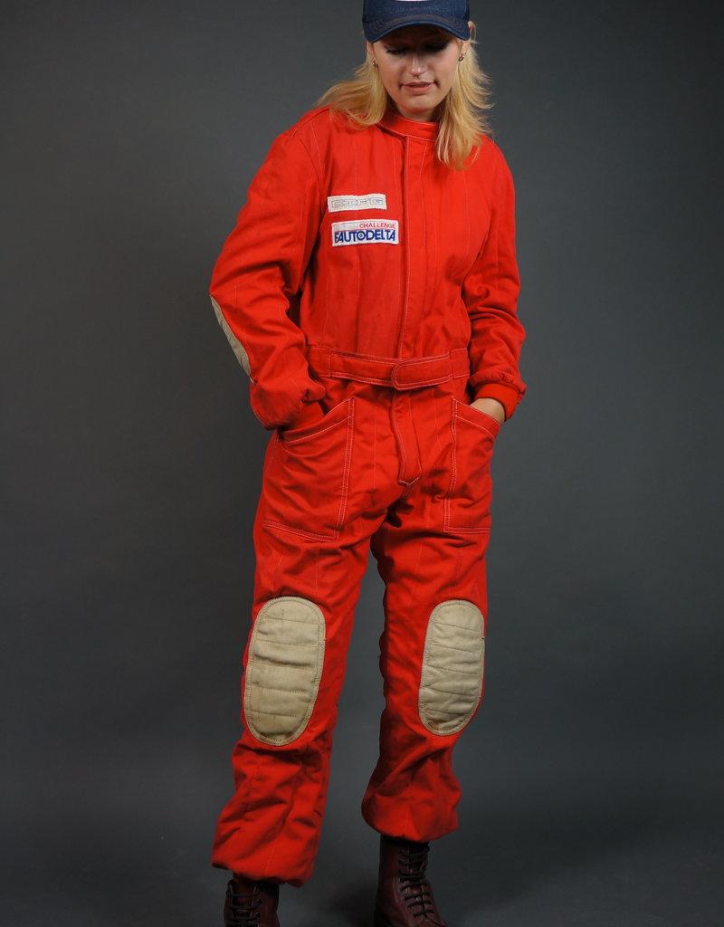 Racer Jumpsuit