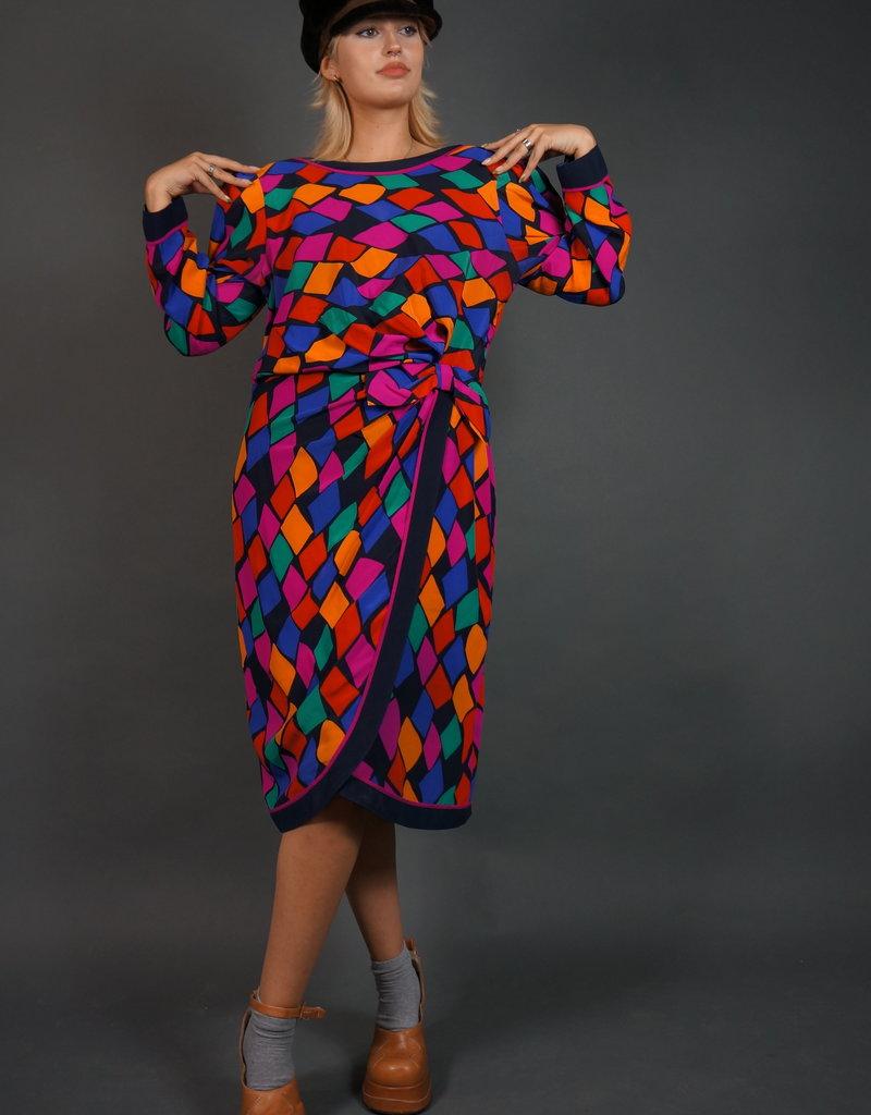 70's Louis Féraud Dress