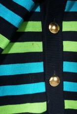 Escada Striped Cardigan