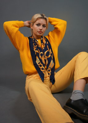 Escada Yellow Jeans
