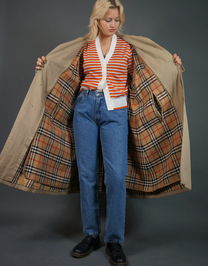Burberry Trench Coat (Removable Lining) #10
