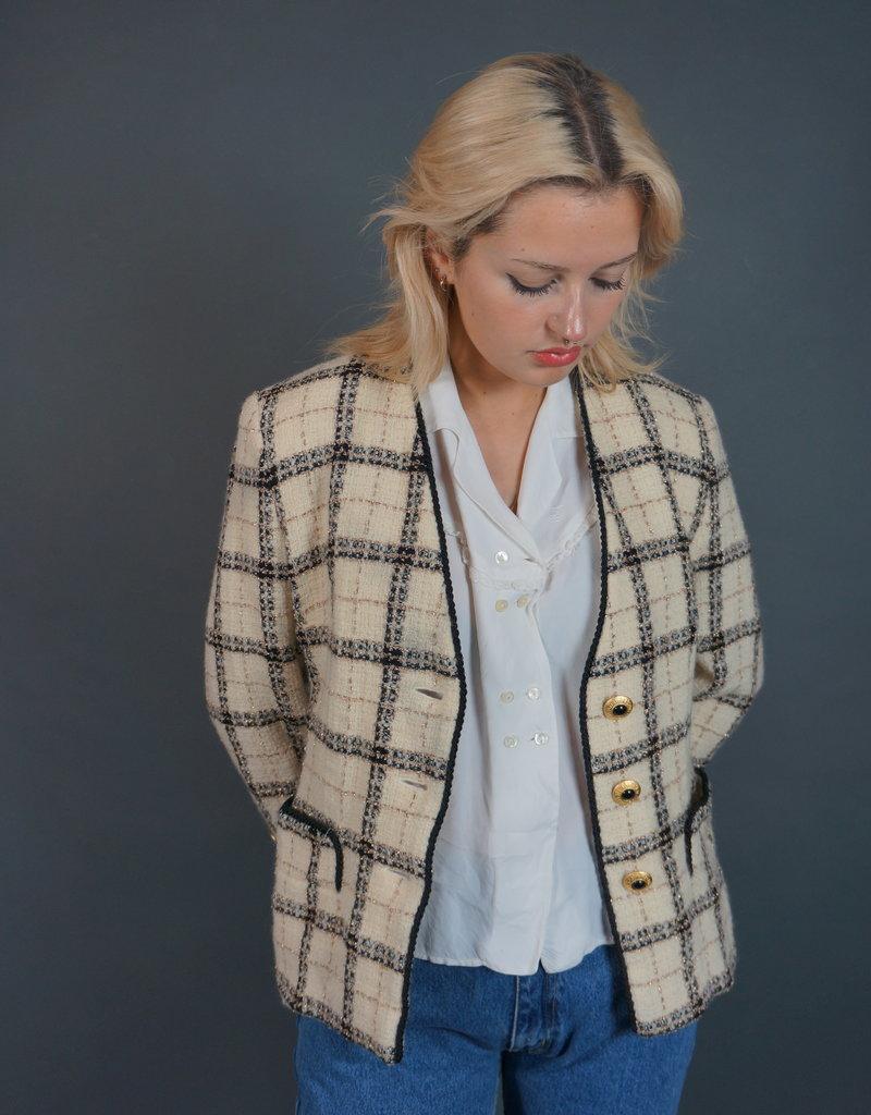 Givenchy Tweed Jacket