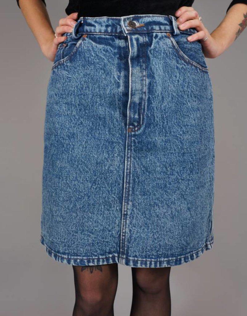 Levi's Big E Jeans Rok
