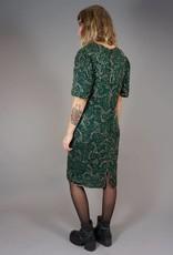 90s Silk Sequin Dress Darlene