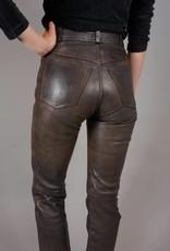 90s Leather Pants Barbara