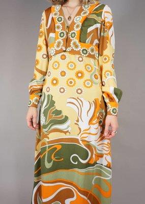 70s Maxi Dress Katherine