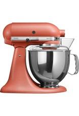KitchenAid Artisan Keukenrobot Terracotta