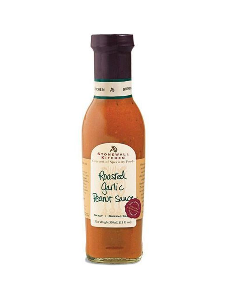 Stonewall Kitchen Roasted Garlic Peanut Sauce