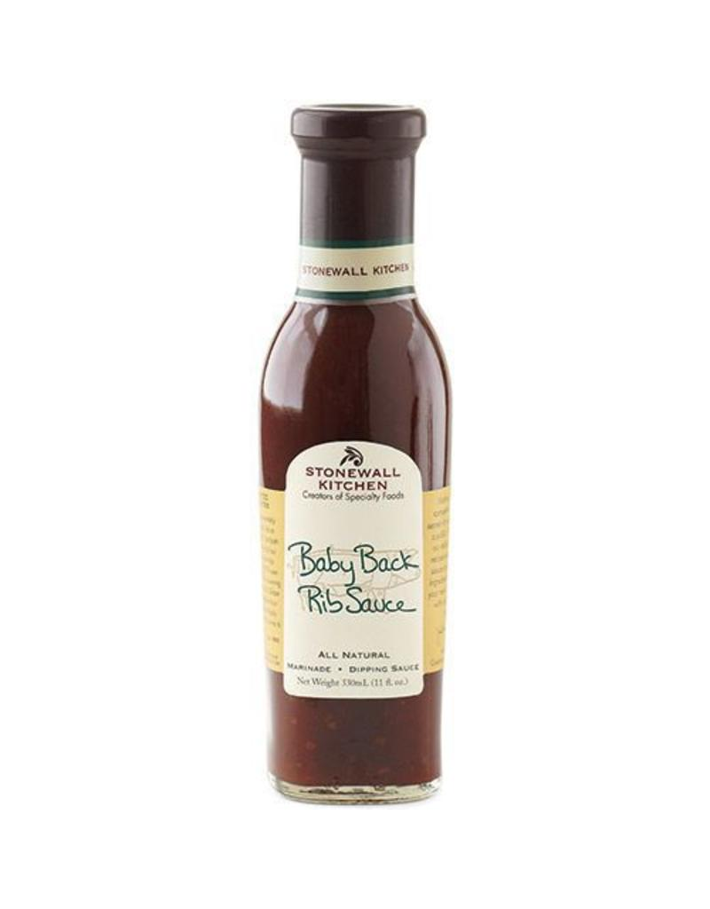 Stonewall Kitchen Baby Black Rib Sauce
