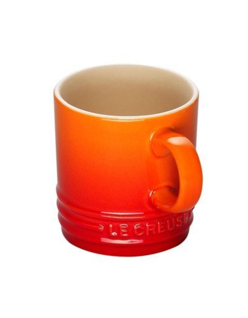 Le Creuset Koffiebeker Oranje 200ml
