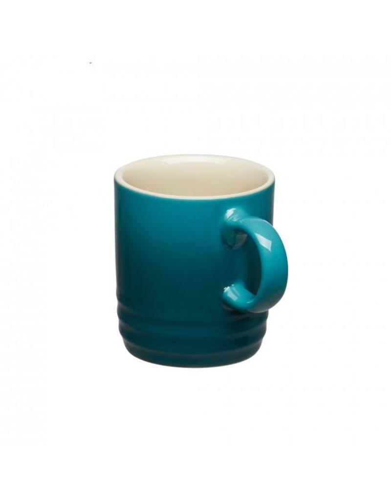 Le Creuset Espressokop Deep Teal 70ml