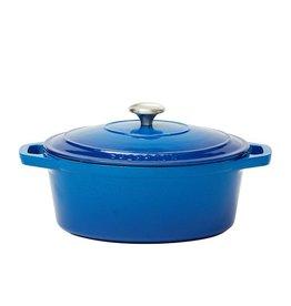 Chasseur braadpan Blauw 28 cm
