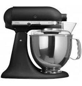 KitchenAid Artisan Keukenrobot Vulkaan zwart