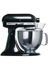 KitchenAid Artisan Keukenrobot Onyx zwart 150 serie