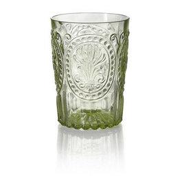 Portugees glas klein Groen