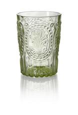 Van Verre Portugees glas groot Groen Fleur de Lys