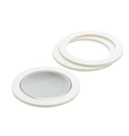 Bialetti Bialetti rubber ring voor aluminium percolator 2 kops