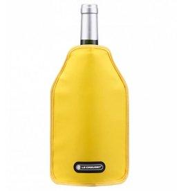 Wijnkoeler Geel Le Creuset