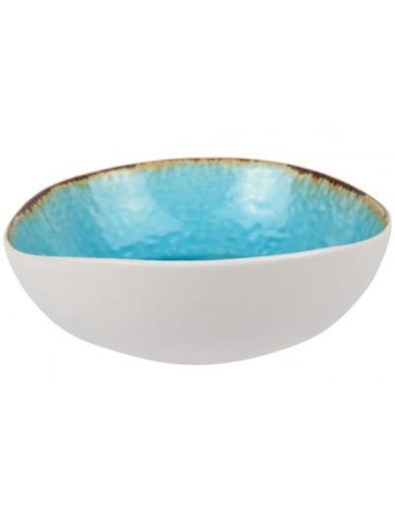 Cosy & Trendy Laguna Azzurro schaal  19x17,5