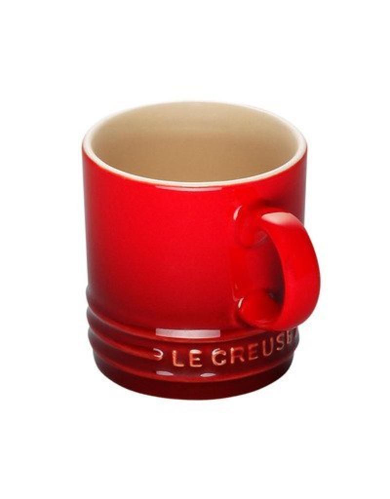 Le Creuset Koffiebeker Kersenrood 200ml