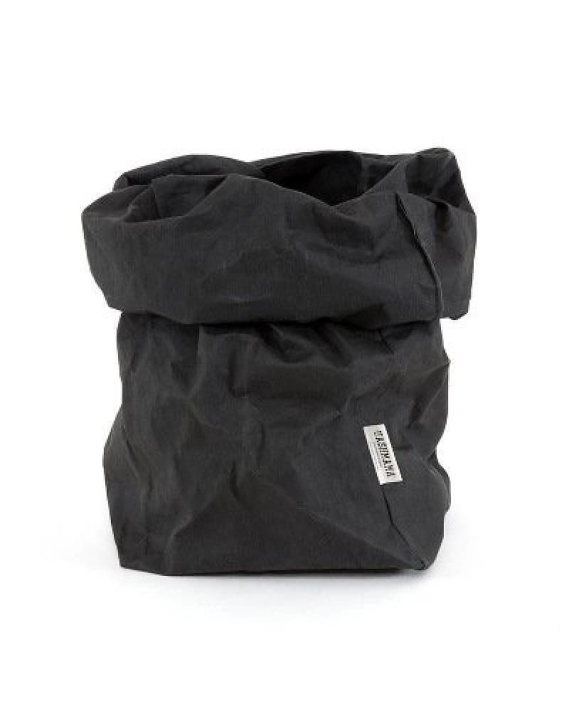 Uashmama Paperbag XL Zwart