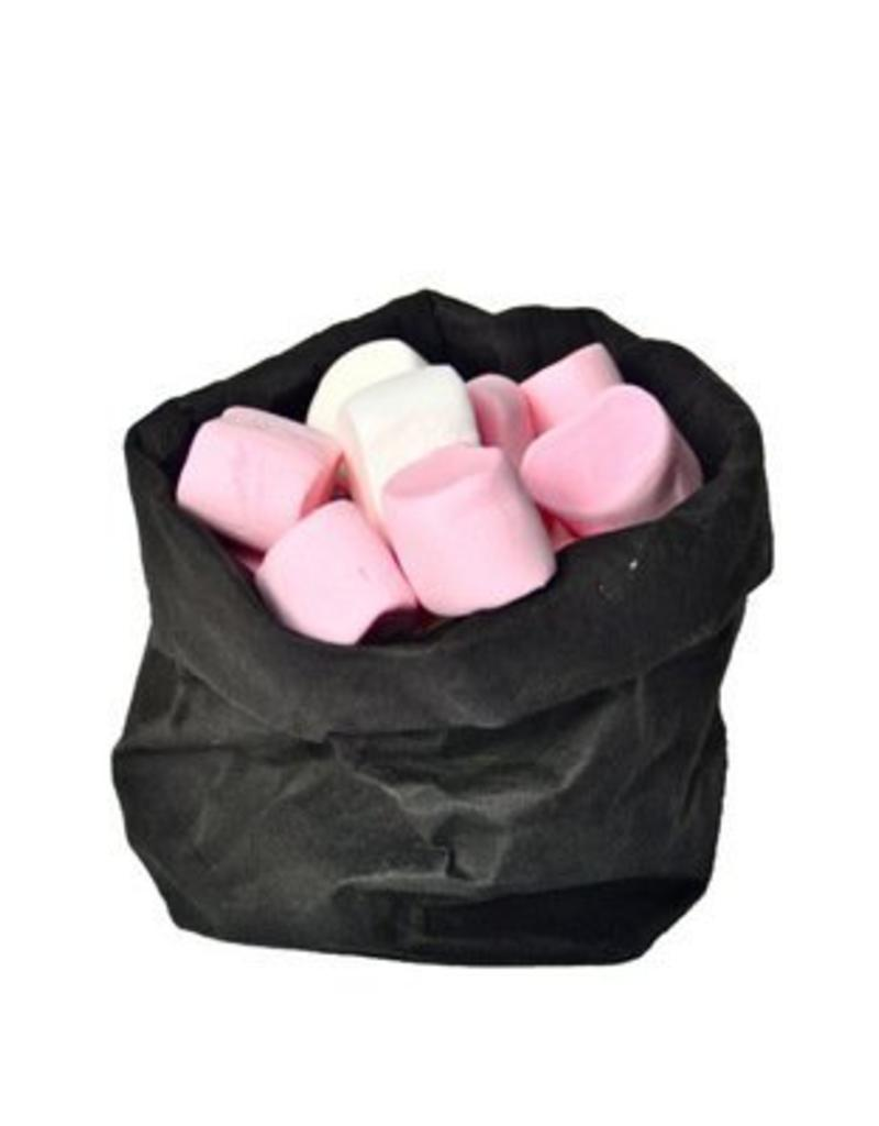 Uashmama Paperbag S Zwart