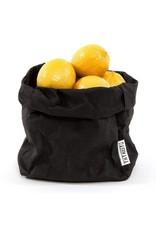 Uashmama Paperbag L Zwart