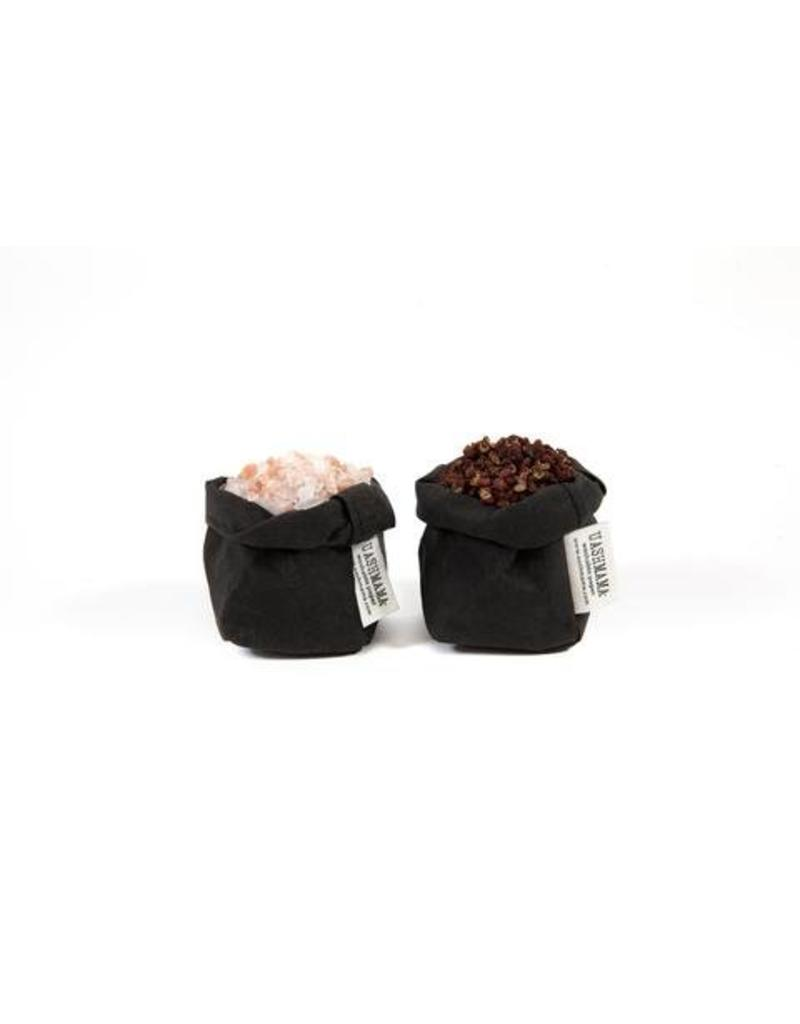 Uashmama Paperbag XS Zwart