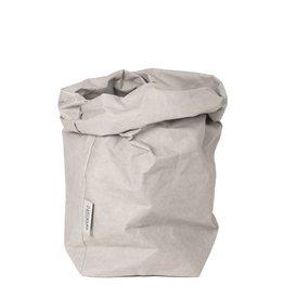 Uashmama Paperbag XXL Grijs
