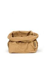 Uashmama Paperbag L Naturel