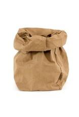 Uashmama Uashmama Paperbag L+ Naturel