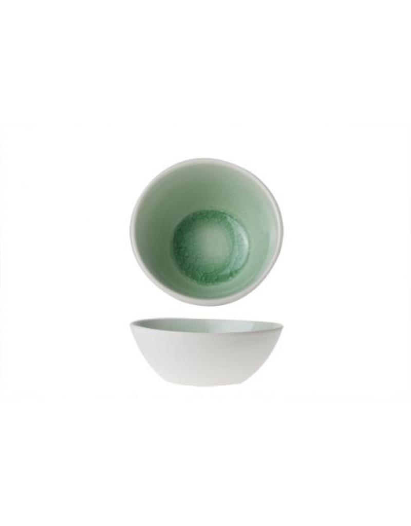 Cosy & Trendy Spirit Green klein schaaltje 8.5x10.5